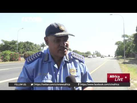 Over 1000 South Africans killed in road accidents since December