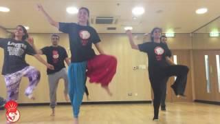 Ankhile Dance Unit | London Bhangra Class | 08/06/16 | Week 8 | Jatt Mele Aa Gya | Ranjit Bawa