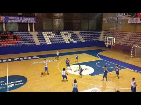 Basketball U14 KB Kerasan vs KB Vushtrri 04.12.2016