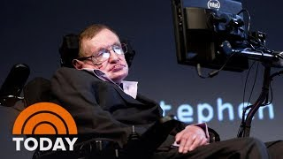 Stephen Hawking Dies At 76, The Physicist Who Wrote 'A Brief History Of Time'   TODAY