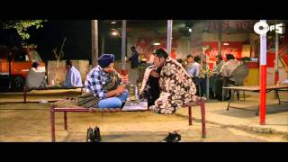 Diljit and Gippy drinking at Dhaba - Really Funny - Jihne Mera Dil Luteya - Movie Scenes