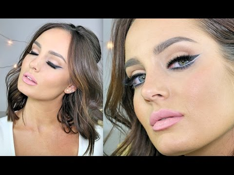'Sex Kitten' Valentines Day Makeup Tutorial \\ Sophia Loren Inspired