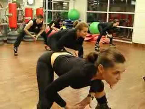 Kinga Sebestyen interviu & antrenament