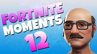 Fortnite Daily Funny and WTF Moments Ep. 12