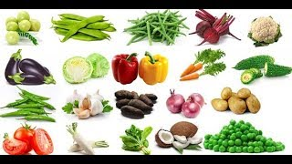 Vegetable Rhymes - Best Collection of Rhymes for Children in English | Fruits Rhymes