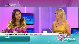 Hukukçu Gülcan Çetin - Beyaz TV Sağlık Zamanı - 23.09.2017