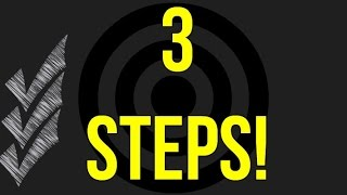 3 Steps That Will Resolve Any Issue In Your Life! (Law Of Attraction)