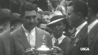 1934 U.S. Open Highlights