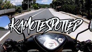 Motovlog: Finding LTO | Ligaya Drive | Uphill | Taal View Deck | Mio | Part2