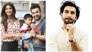 Shilpa Shetty's Son Is Giving Serious Competition To Ranveer Singh