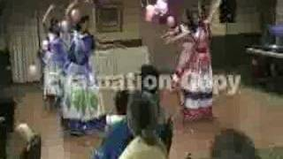 Jhoom Barabar Dance - Sharon/Tina's Sweet 16