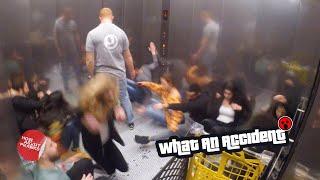 Elevator of Doom Prank