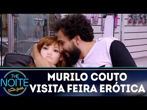 Xxx Mp4 Murilo Couto Visita Feira Erótica The Noite 04 04 18 3gp Sex