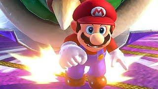 Super Mario Odyssey Gameplay Walkthrough Part 1 All Moons - Cap + Cascade Kingdom World 1 + 2 100%