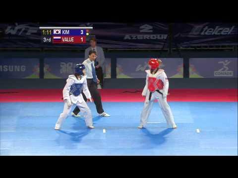 Xxx Mp4 2013 WTF World Taekwondo Championships Final Female 46kg 3gp Sex