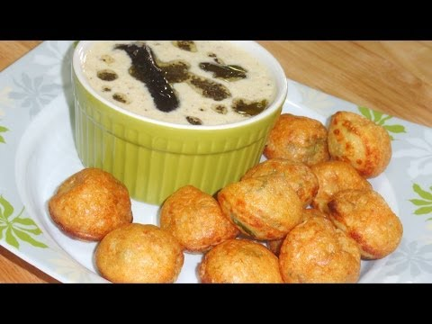 Masala Paniyaram - Appe or Paddu recipe by Bhavna - No oil Cake Pop Maker recipe
