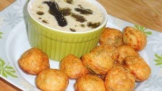 Masala Paniyaram - Appe or Paddu recipe by Bhavna - No oil Cake Pop Maker recipe
