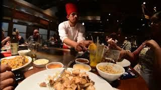 Japanese Hibachi Cooking #4