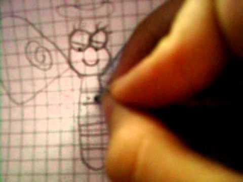 muñequitos cotidianos faciles de dibujar