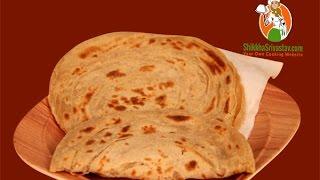Lachha Paratha Recipe in Hindi लच्छा पराठा बनाने की विधि | Lachha Paratha Recipe Step by Step