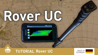 User video for Rover UC undercover metal detector