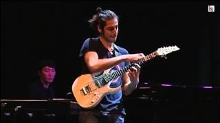 Berklee college of music guitar night -Emiliano Santoro-