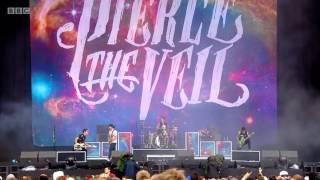 Pierce The Veil @ Reading Festival 2015