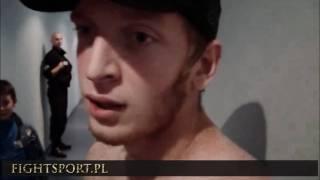 Battles of the Dragons 5: Askhabov Islam - wywiad po walce