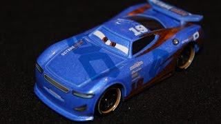 Mattel Disney Cars 3 Danny Swervez (Next Generation Octane Gain #19) Piston Cup Racer