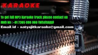 Hori Din To Gelo Karaoke Track