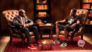 Steve Stoute Interviews Jay-Z - Speaks On Hip-Hop_s Global Impact_ -Watch The Throne- & More