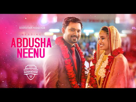 KERALA MUSLIM WEDDING HIGHLIGHTS ABDUSHA & NEENU