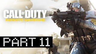 Call of Duty Infinite Warfare Walkthrough Part 11 - NinjaSneakSauce (Let's Play)