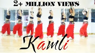 KAMLI | DHOOM:3 | Aamir Khan, Katrina Kaif | by Master Santosh