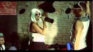 Lady GaGa - Just Dance parody - Cassero / Bologna 06.10.2010