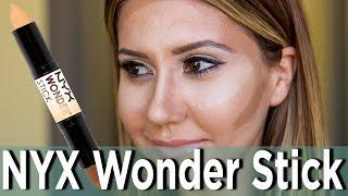 We LOVE the NYX Wonder Stick!