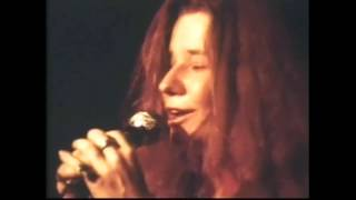 Janis Joplin - Summertime (live 1968 - VERY RARE video)