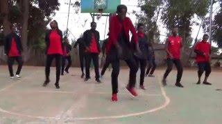 Korede bello   'ROMANTIC'  dance Video