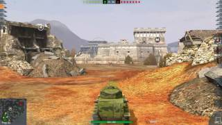 World of tankz blitz - #1 Grandes batallas.