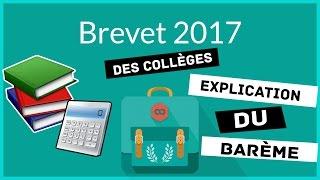 COMMENT RÉUSSIR SON BREVET 2017 | Dates, Points, Barème et Mentions