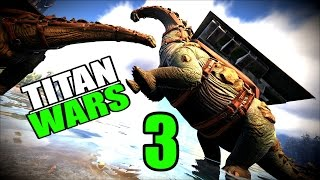 Ark TITAN WARS S2 #3 Heftiger Fortschritt! | Ark Survival Evolved German | Ark Deutsch | PvP
