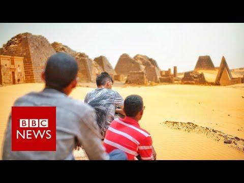 Xxx Mp4 Sudan 39 S Forgotten Pyramids BBC News 3gp Sex
