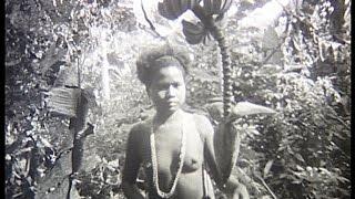 Orang asli in Malaya's jungle in 1947 (1)