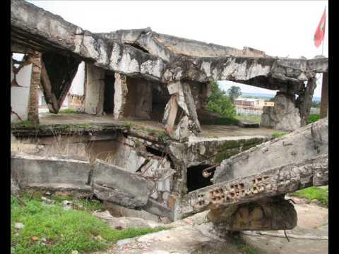 Angola a guerra passou por aqui