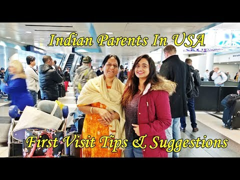 Xxx Mp4 NRI Vlog Mom 39 S First Visit To USA Tips Amp Suggestions For Indian Parents First Visit To USA 3gp Sex