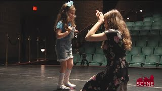 """Local Girls Audition for Broadway's """"Waitress"""""""