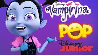 Vampirina Tv Show Disney Junior Pop Game - Disney Junior App For Kids