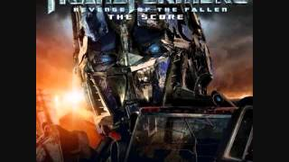Forest Battle (IMAX Version) - Transformers: Revenge of the Fallen (Expanded Complete Score)