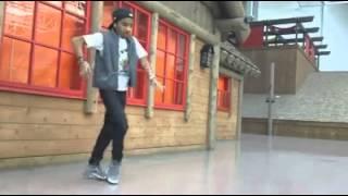 Niño de 12 años baila increible