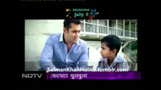 New Scenes of Chillar Party ft. Salman Khan!